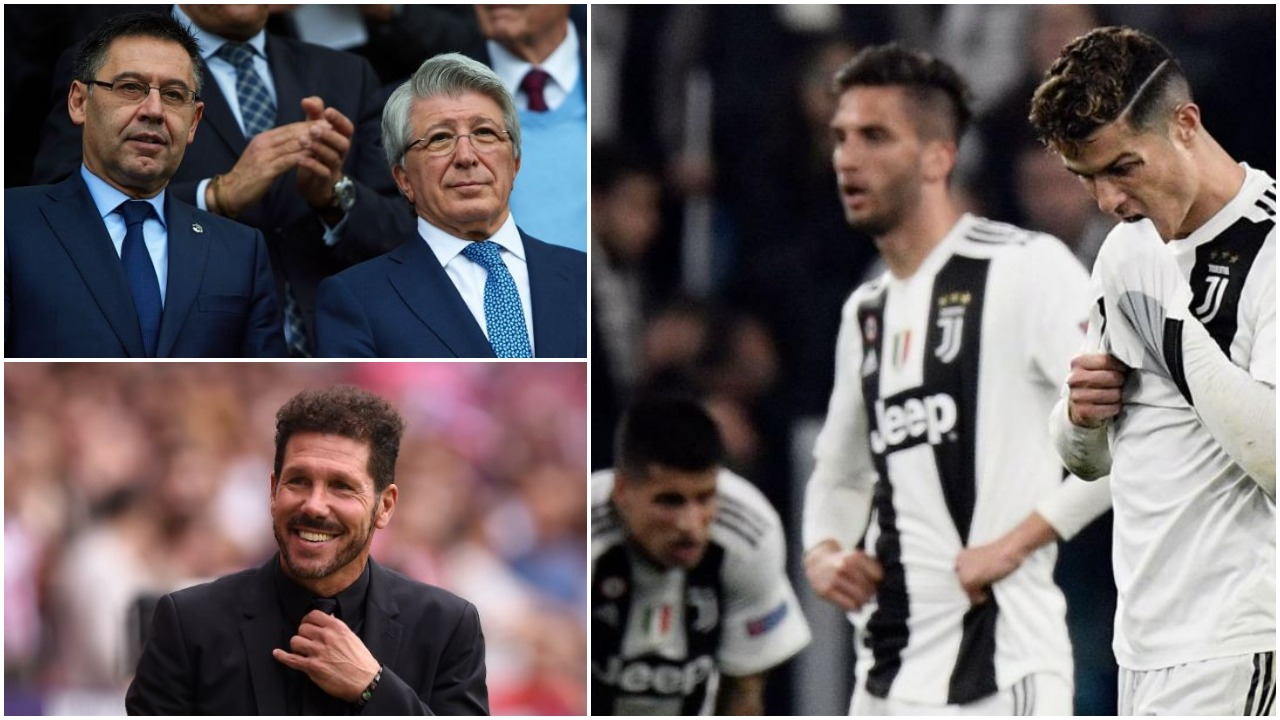 Propozim interesant për Atletico Madrid, Bartomeu prish planet e Juventusit