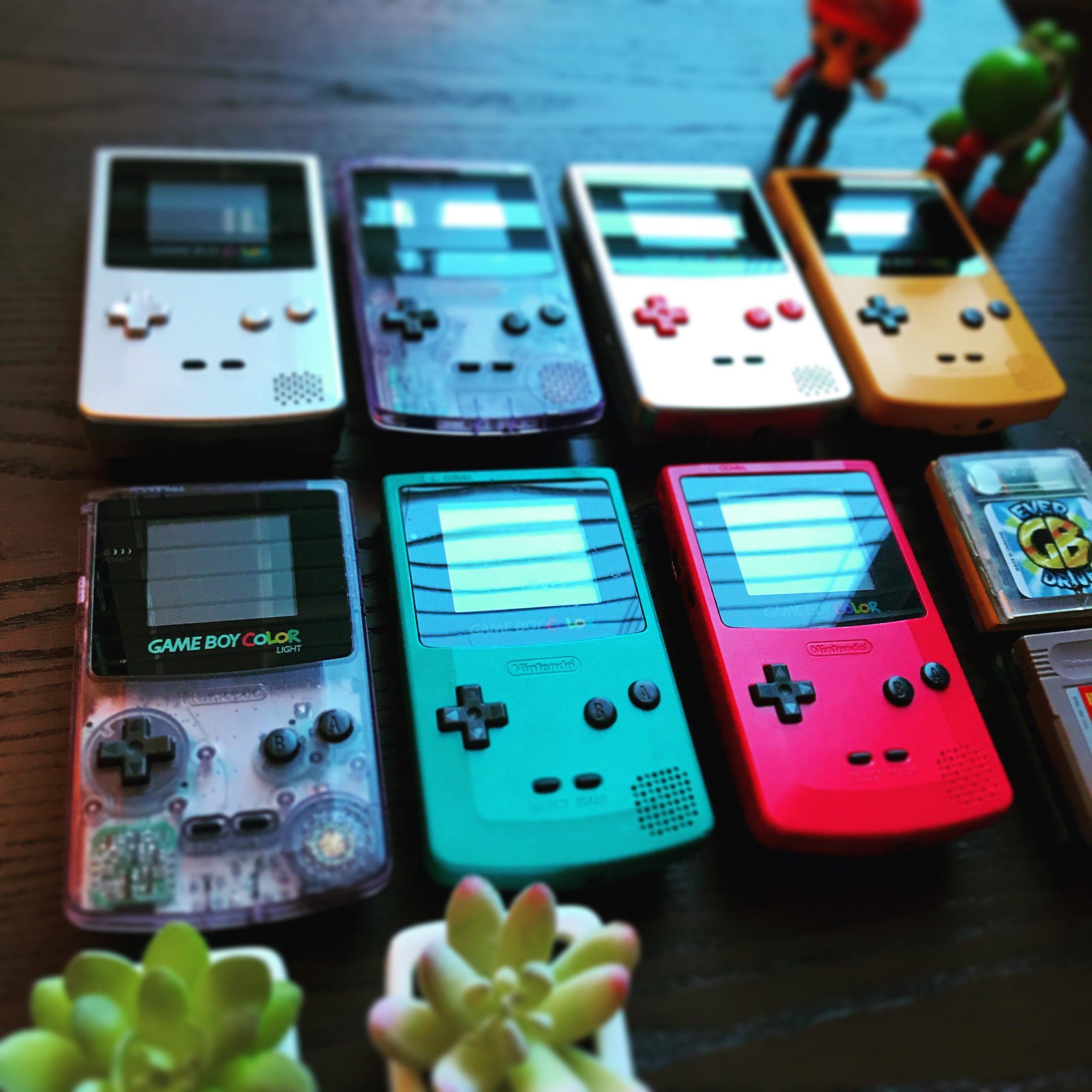 Vetëm me energji diellore, Game Boy është loja e parë pa bateri