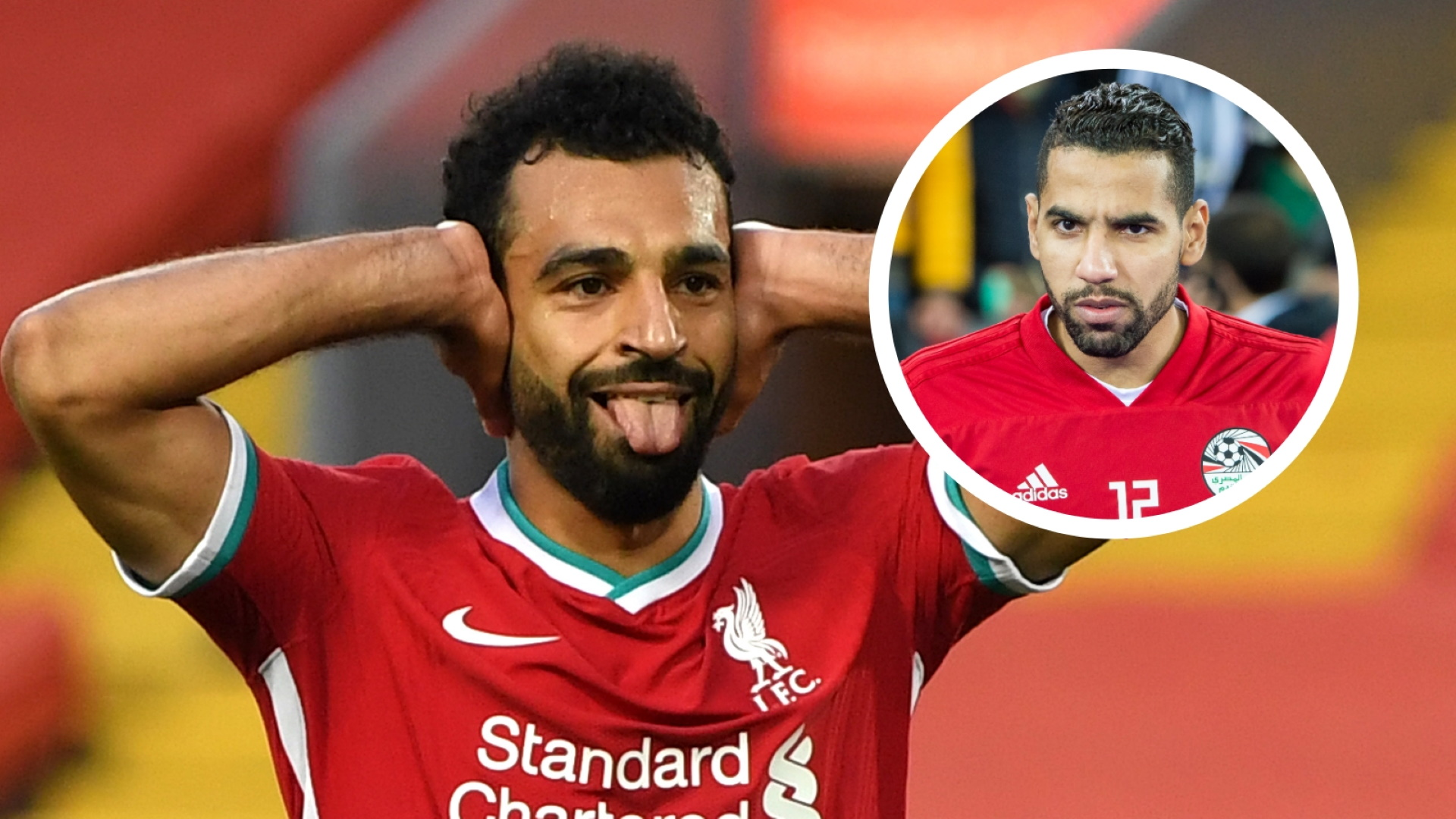 Festimi i ndjerë i Salah, dedikim për shokun e sëmurë rëndë