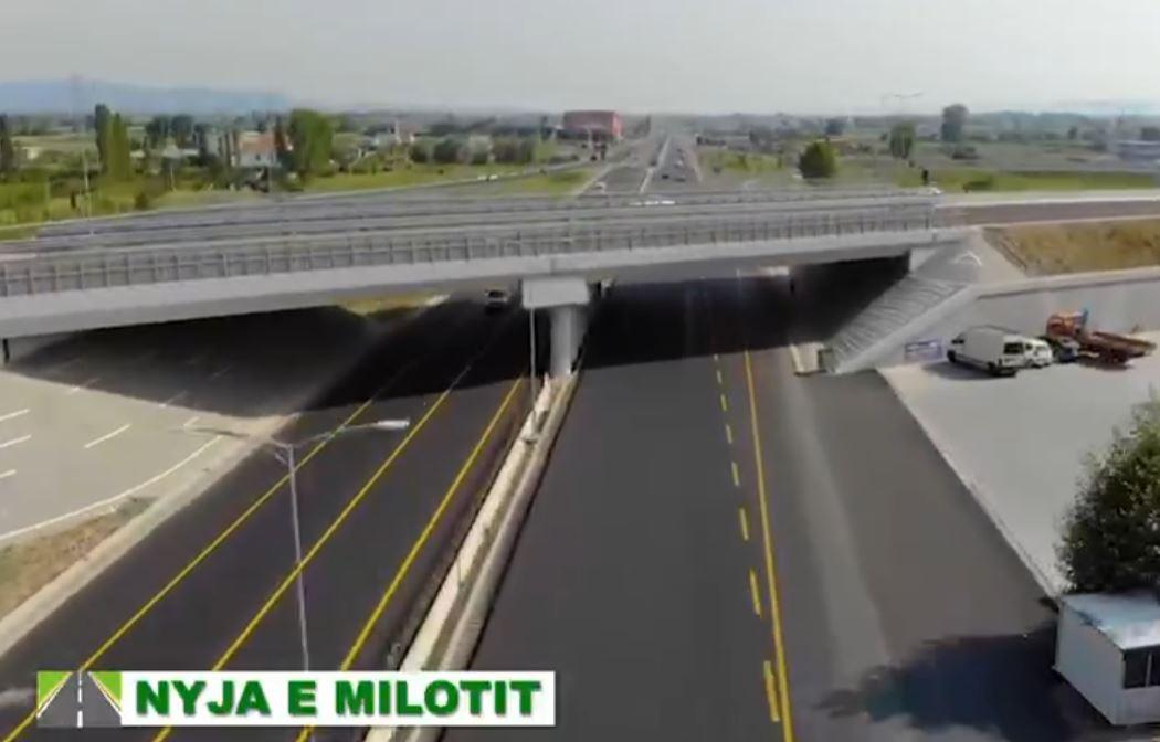 Rama: Së shpejti hapim kantierin e madh Milot-Thumanë-Tiranë
