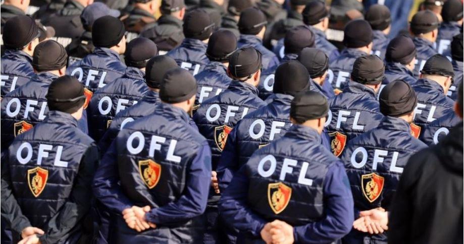 OFL u nis formularin e pasurisë 6 të dënuarve për prodhim e shitje droge dhe vjedhje me armë