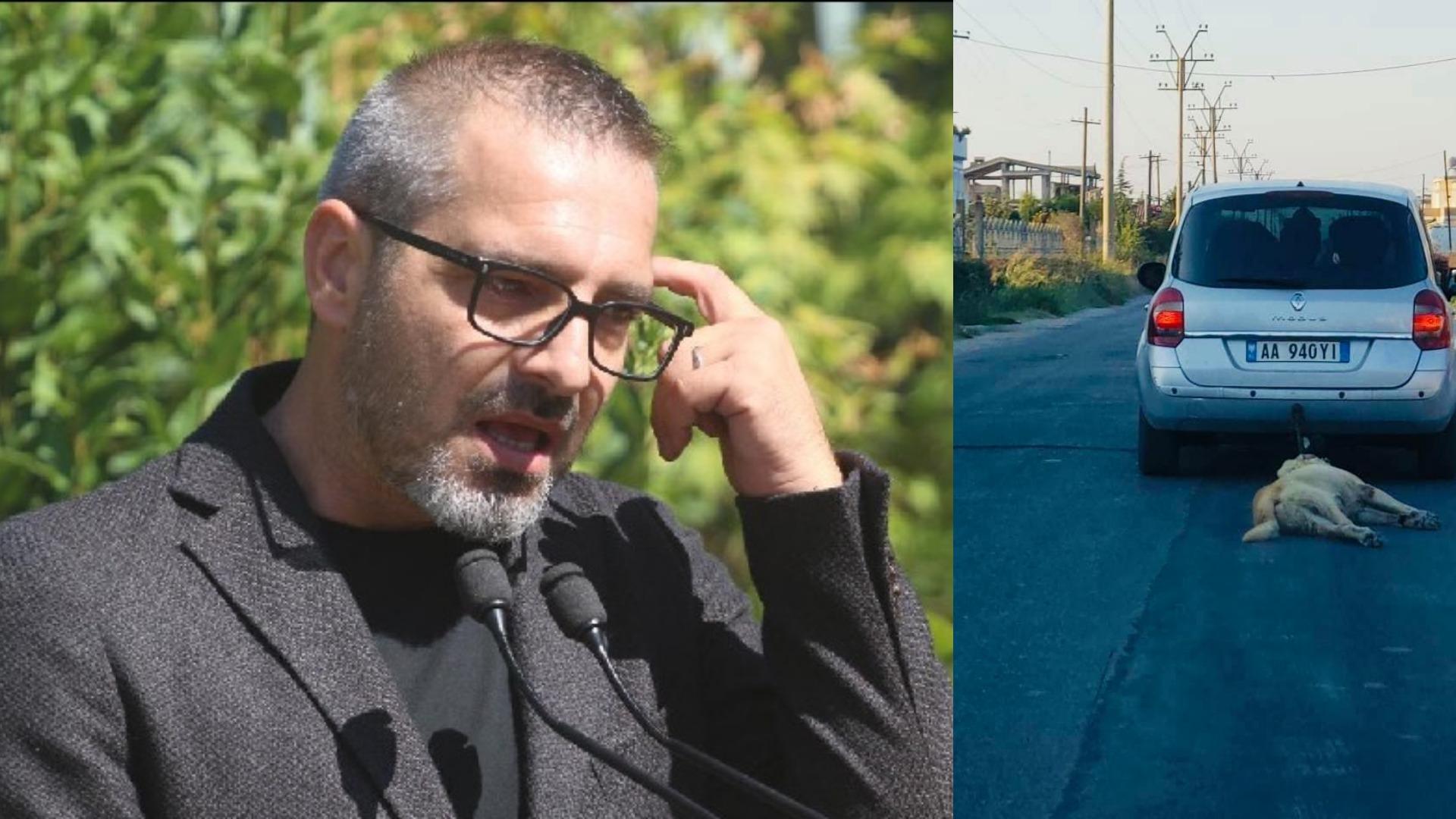 """""""Kafsha është ai në timon"""", Saimir Tahiri revoltohet me pamjet e rënda në rrugët e Durrësit"""