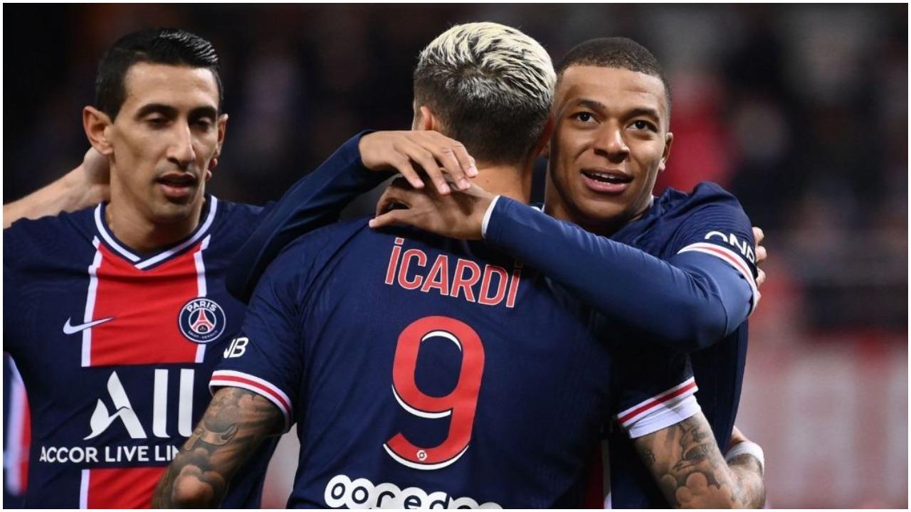 VIDEO/ Mbappe ndërton, Icardi finalizon. PSG vazhdon ngjitjen në tabelë