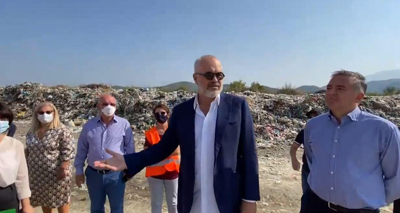 """""""7 vite më parë Shqipëria ishte turpi i botës"""", Rama në Berat: Mbyllet një plagë e hapur me dekada"""