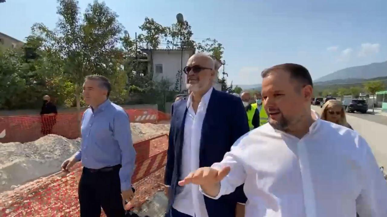 Rama: Në 2021 zgjidhet problemi, nga Malësia e Madhe deri në Sarandë do të keni ujë 24 orë