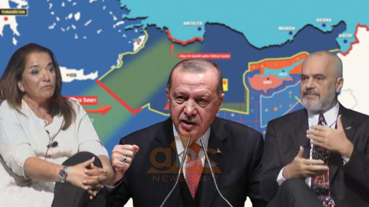 Media turke: Ne rrëzuam marrëveshjen detare Shqipëri-Greqi