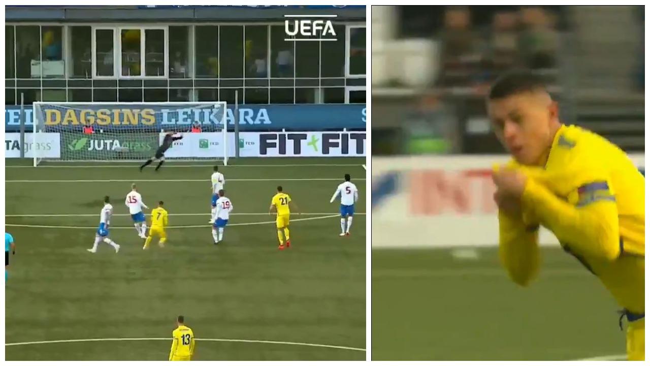 VIDEO/ Motivimi i së enjtes, UEFA përzgjedh perlën e Milot Rashicës
