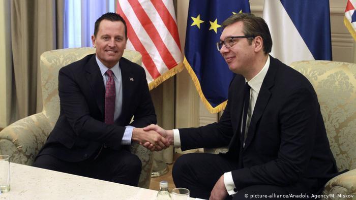 Grenell në Beograd: SHBA i mban premtimet
