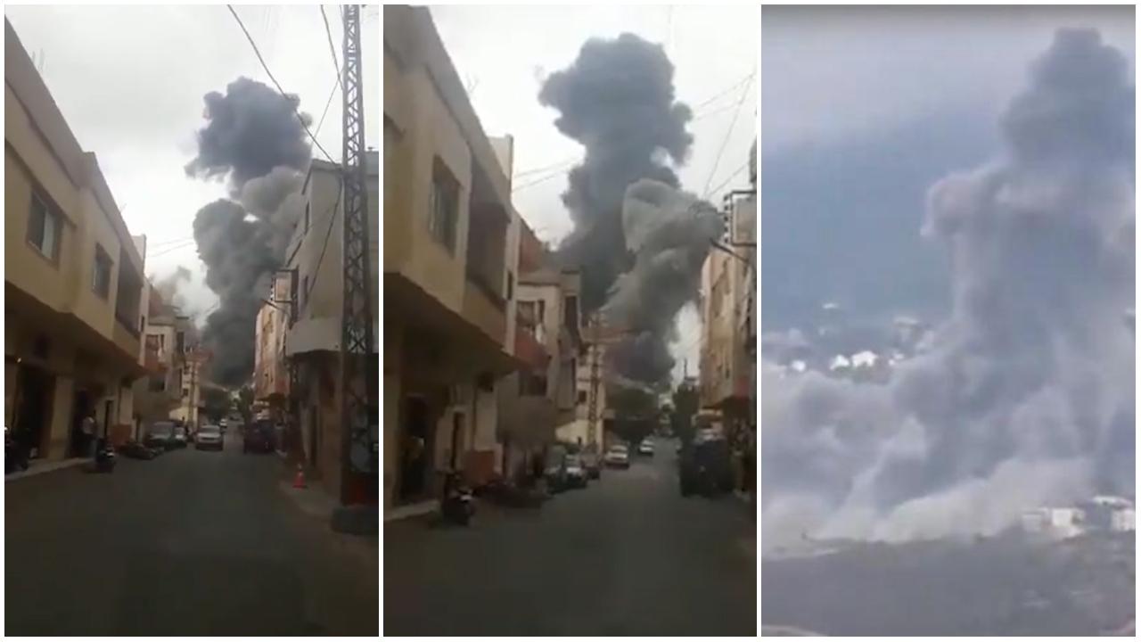 Tjetër tronditje në Liban, shpërthen depoja e armatimeve
