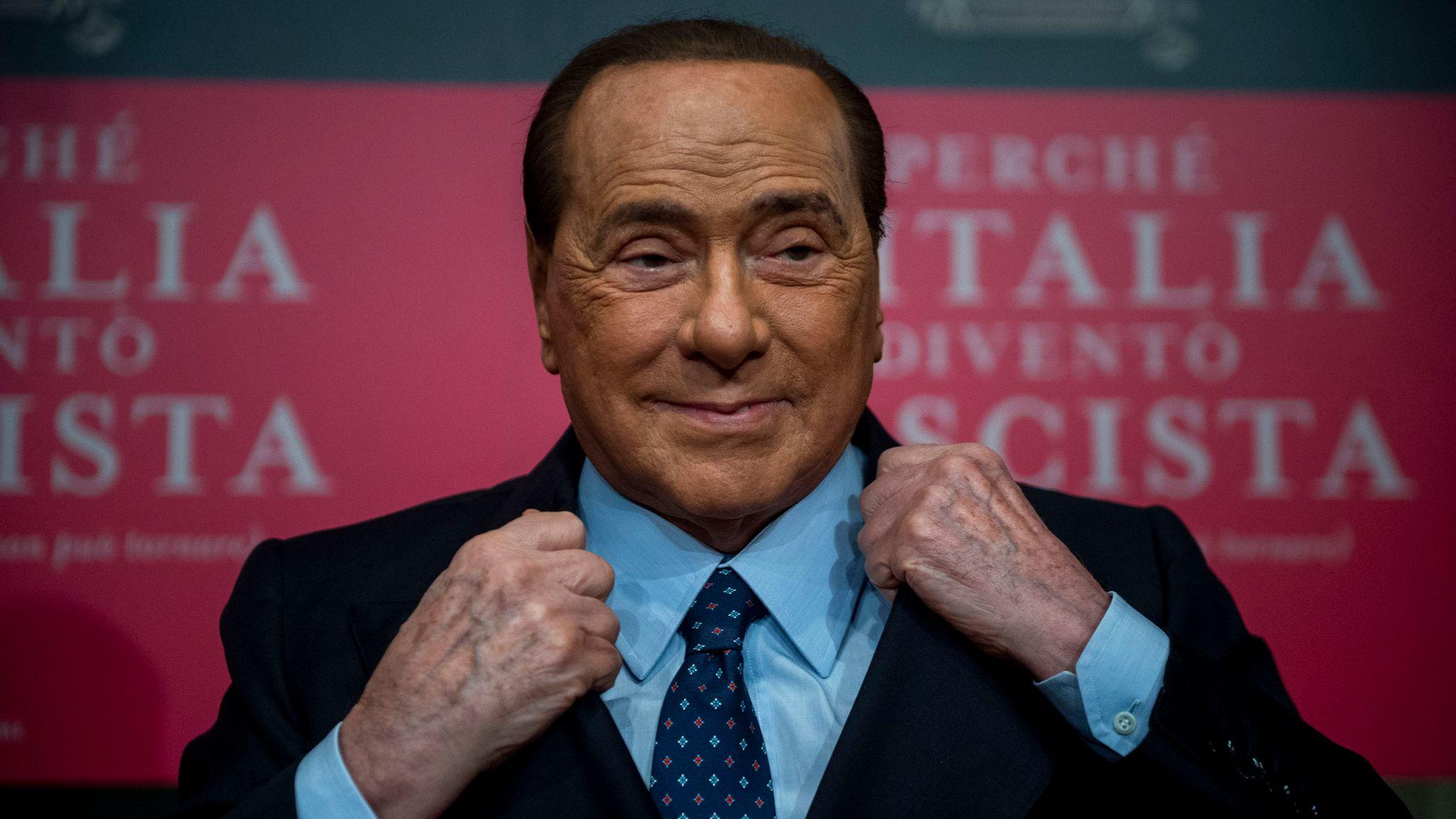 3 banjo, estetist dhe wireless, si duket spitali ku është shtruar Berlusconi