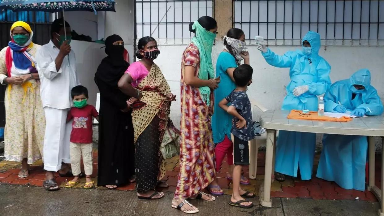 India regjistron një tjetër rekord, 96,551 raste me Covid-19 në 24 orë