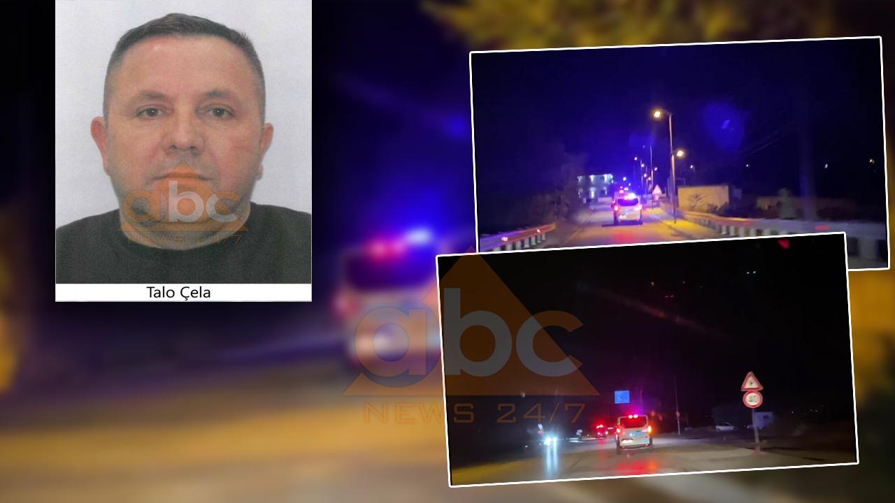 VIDEO/ Dështon operacioni, Policia në ndjekje të shumëkërkuarit Talo Çela
