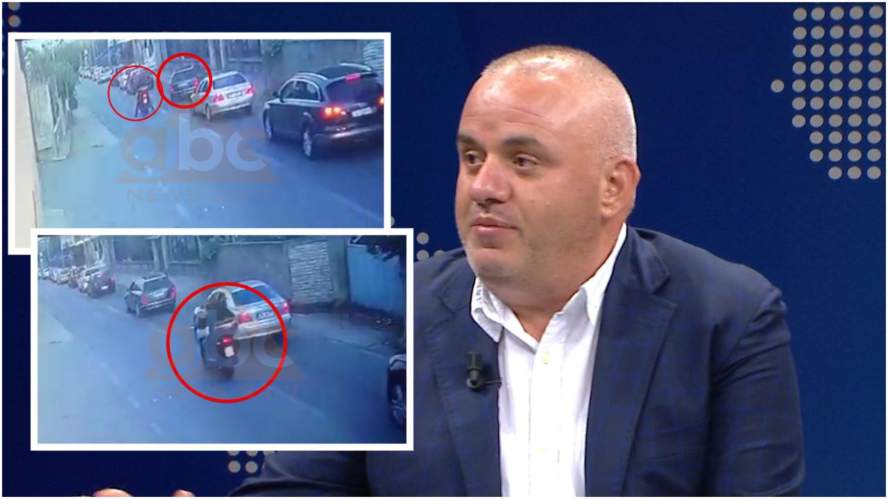 Ndjekje me motor dhe breshëri! Abc News publikon videon ekskluzive nga atentati në mes të ditës në Shëngjin