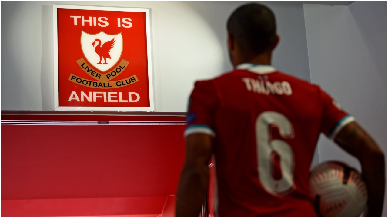 Thiago Alcantara pozitiv me Covid-19, Liverpool me komunikatë