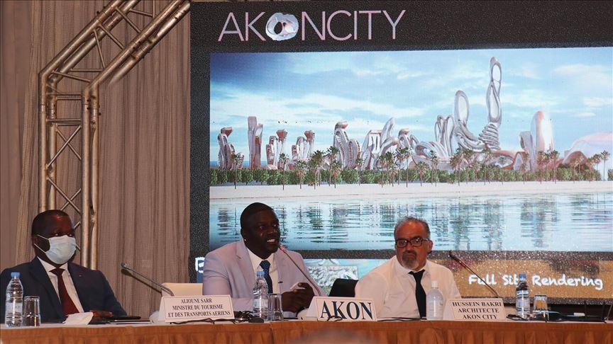 Akon do të ndërtojë qytetin e së ardhmes në Senegal, zbulon projektin 6 miliardë dollarësh