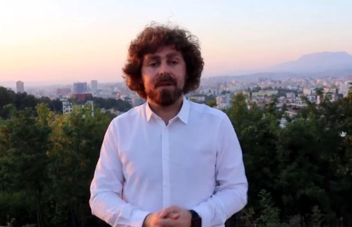 """""""Nisma"""", partia më e re politike, pjesë e saj edhe pedagogu Rezart Prifti"""