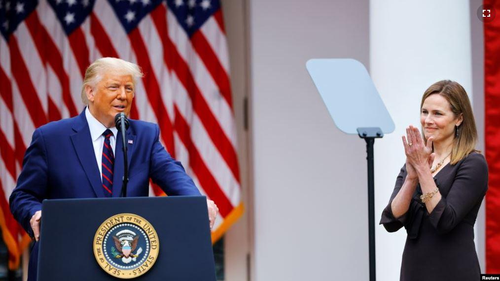 Debati në SHBA, Trump emëron Barrett në Gjykatën e Lartë: Mendje brilante