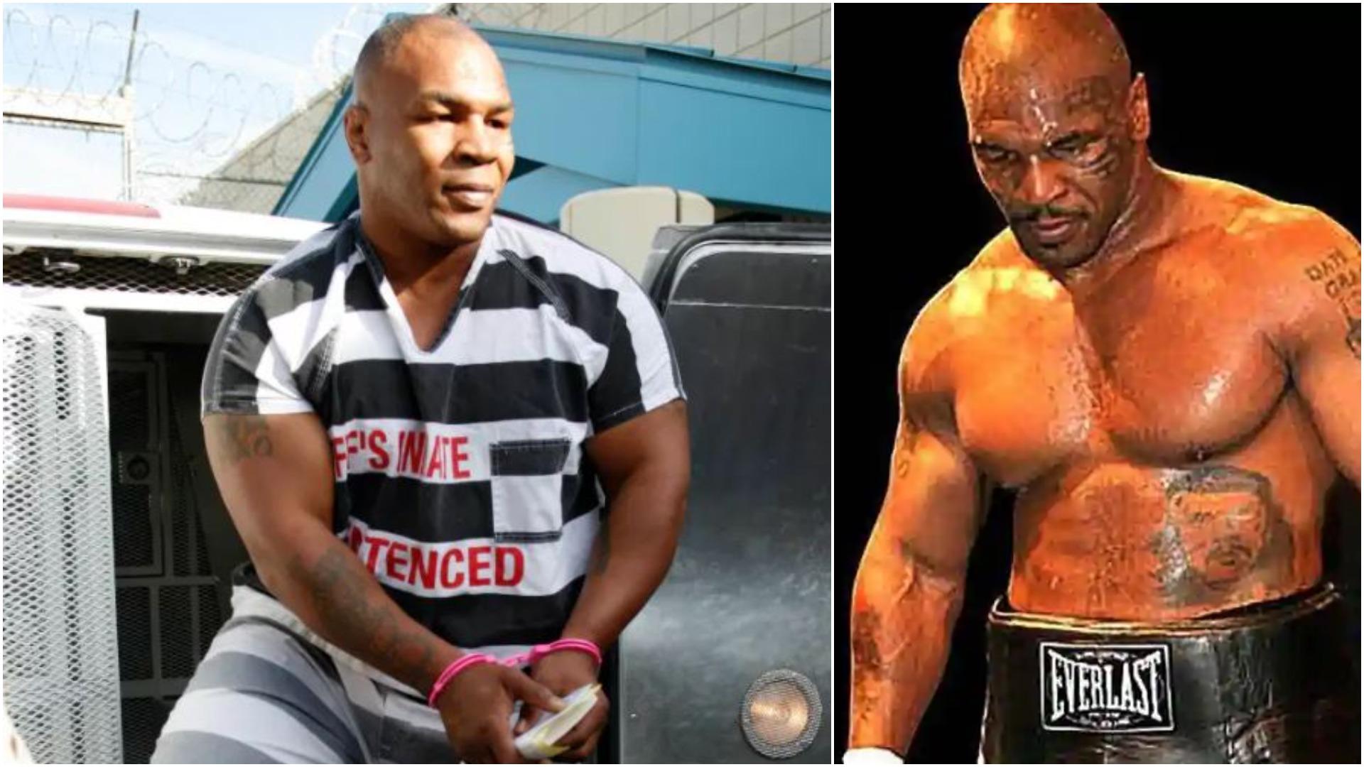 Historia e pabesueshme në burg, Mike Tyson siç nuk e keni parë kurrë