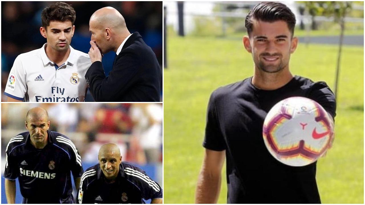 VIDEO/ Enzo Zidane ndryshon kontinent, Roberto Carlos i zbulon ekipin e ri