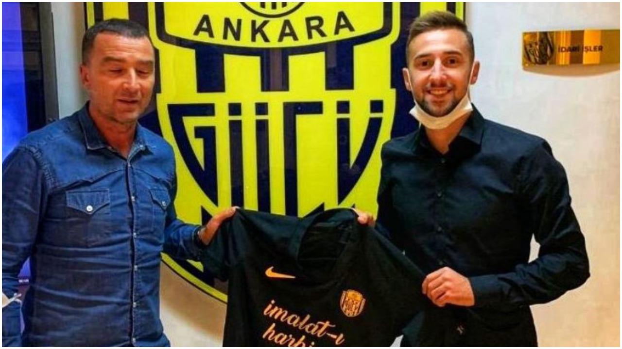 Koloni shqiptarësh në Turqi, Endri Çekiçi firmos me klubin e Super Lig