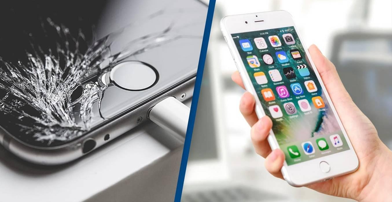Të gjithë do ta donim: Smartfonët e Apple që iu riparohet ekrani vetvetiu pasi të thyhen