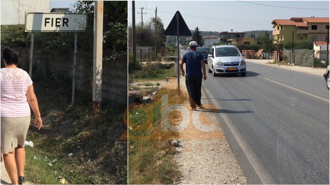 Fier-Qafë Koshivicë, rreziku i përditshëm i banorëve: Ankesat e tyre bien në vesh të shurdhër