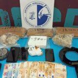Kokainë në mes të Athinës, pranga shqiptarit 33 vjeçar dhe bashkëpuntorit të tij