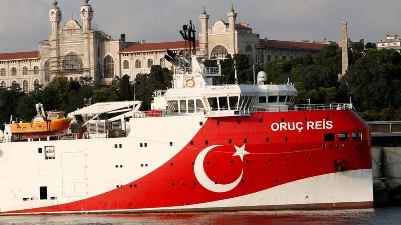Tensionet Turqi-Greqi, një tjetër anije kërkimore turke pritet të dërgohet në Mesdheun lindor
