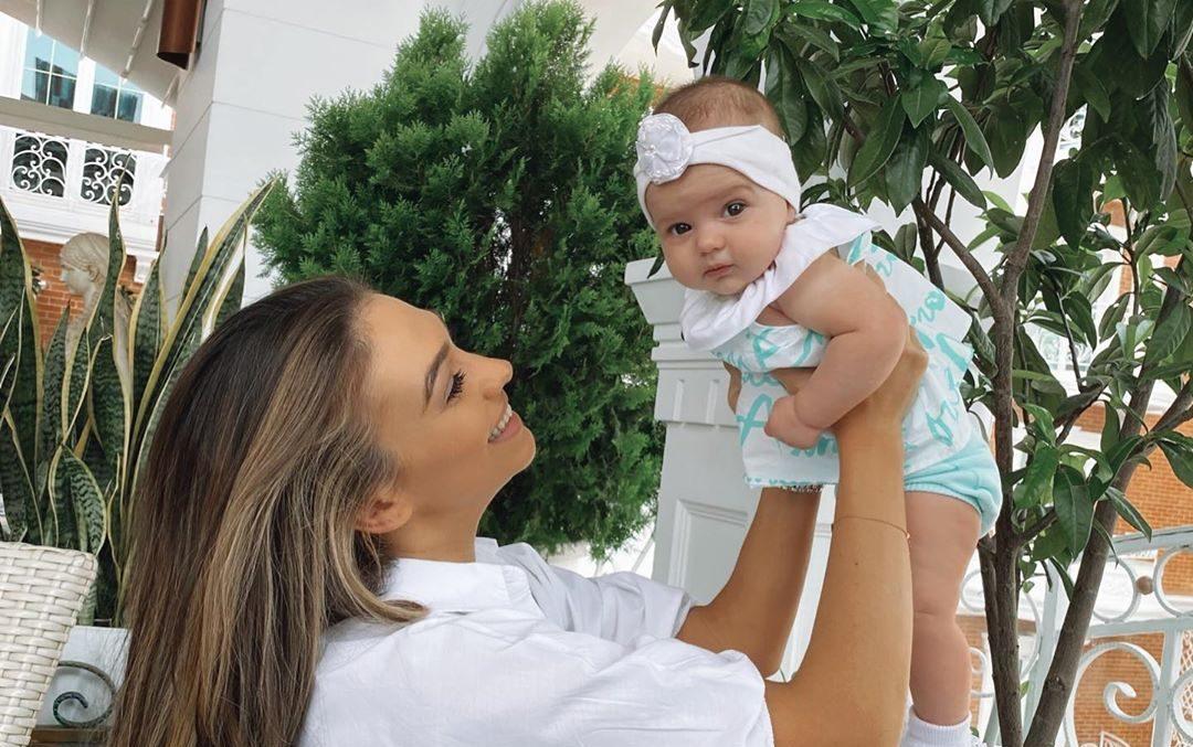 """""""Bekoje Zot këtë mrekulli"""", Jonida Vokshi ndan videon e ëmbël me të bijën"""