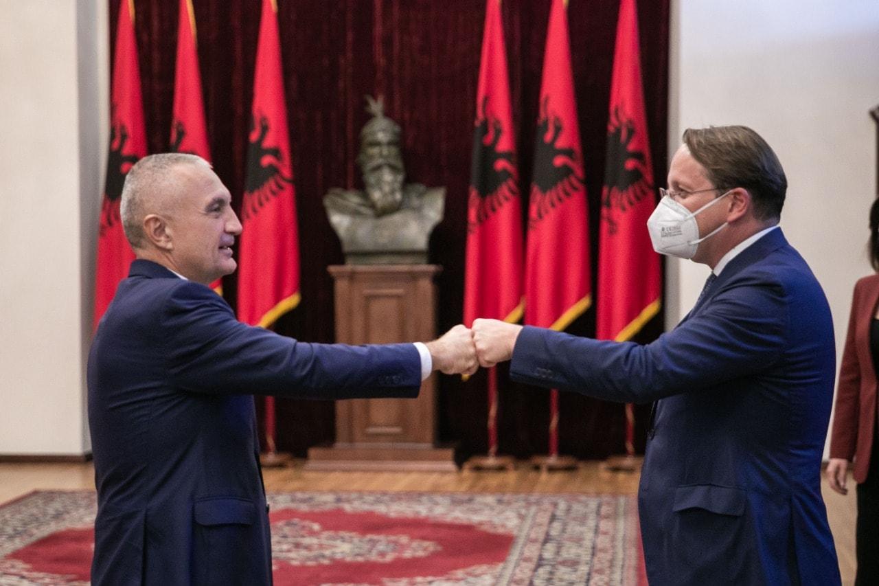 Meta takon Varhelyin: Do rikthej për rishqyrtim Kodin Zgjedhor, pushteti të kthehet tek 5 qershori