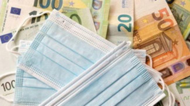 Më shumë se 9 milion italianë nuk përdorin më kartëmonedha nga frika e infektimit
