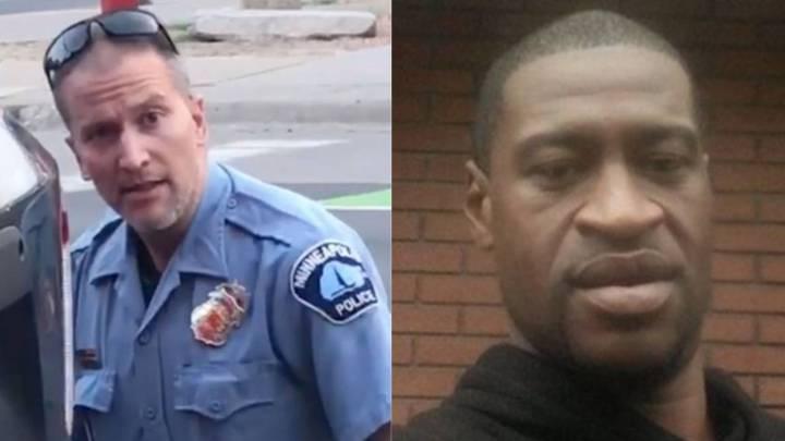 Lirohet nga burgu polici që vrau George Floyd