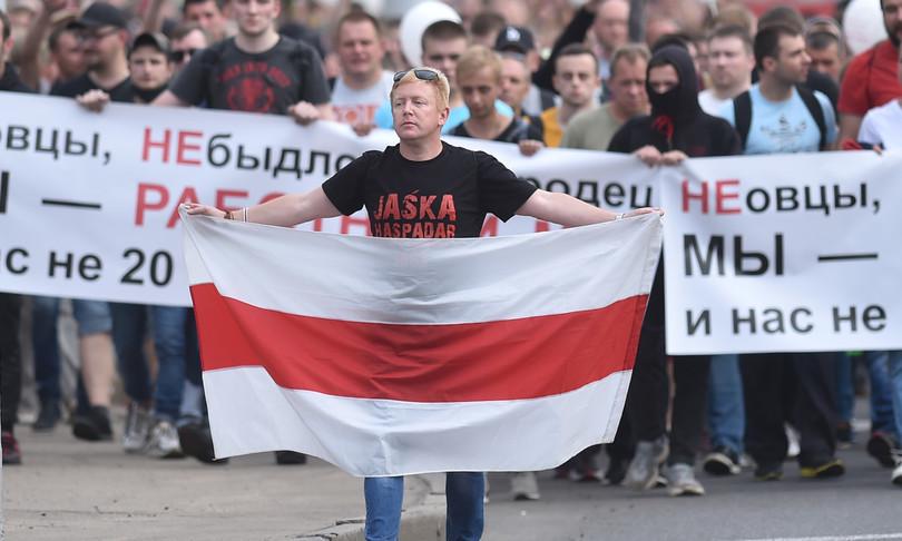 Protesta e radhës në Bjellorusi, paralajmërohet grevë e përgjithshme