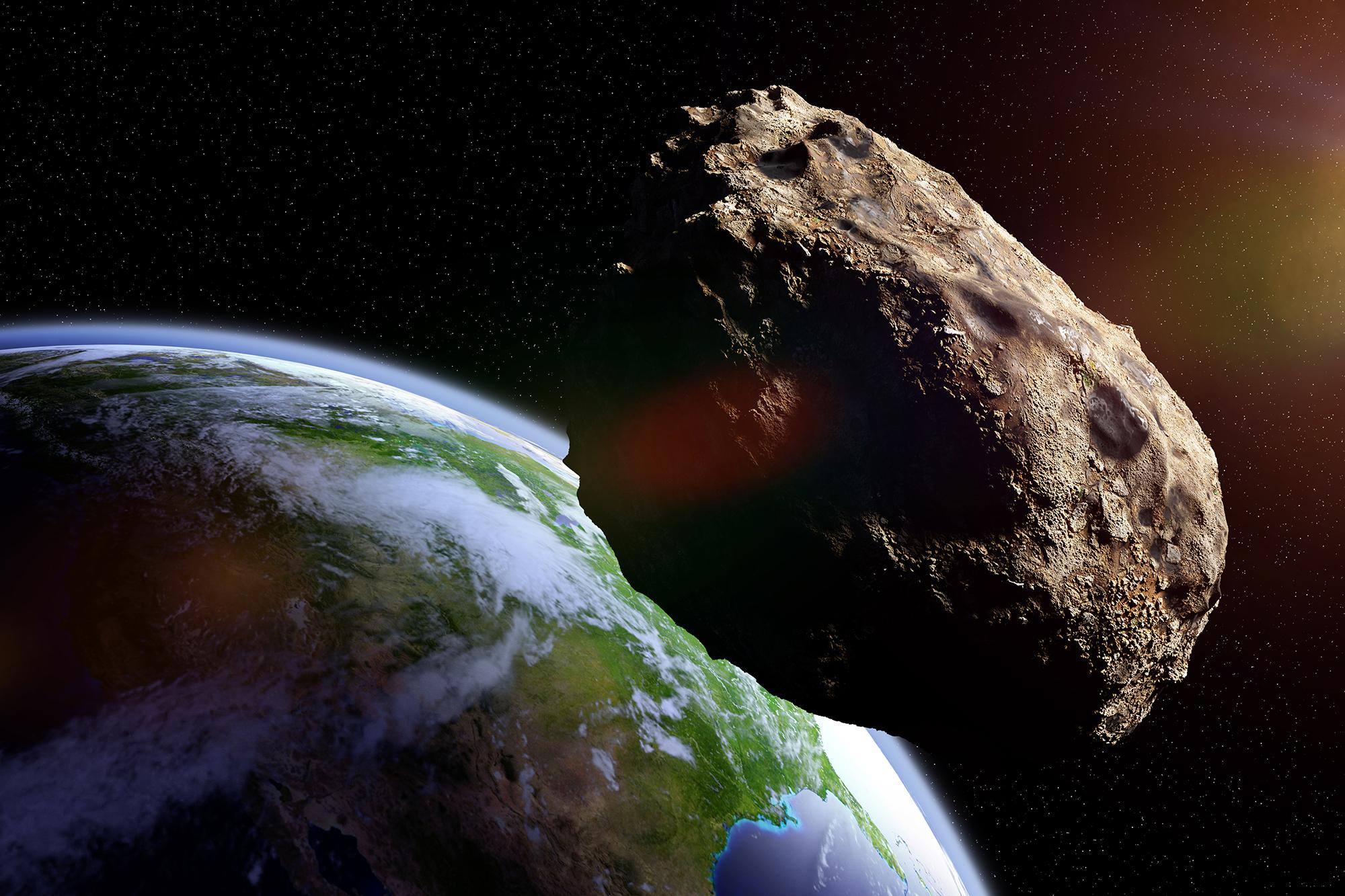 Asteroidi mund të godasë tokën një natë para zgjedhjeve në SHBA: Paralajmëron astrofizikanti