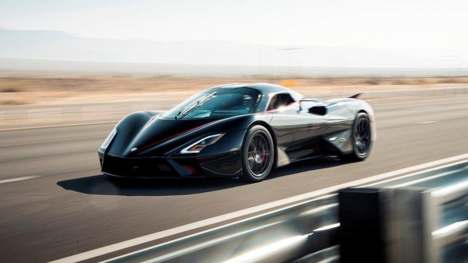 SSC Tuatara thyen rekord si makina më e shpejtë në botë