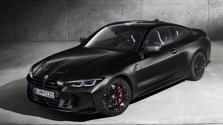 """BMW zbulon """"bishën"""" e re, M4 vjen me një dizajn komplet të zi"""