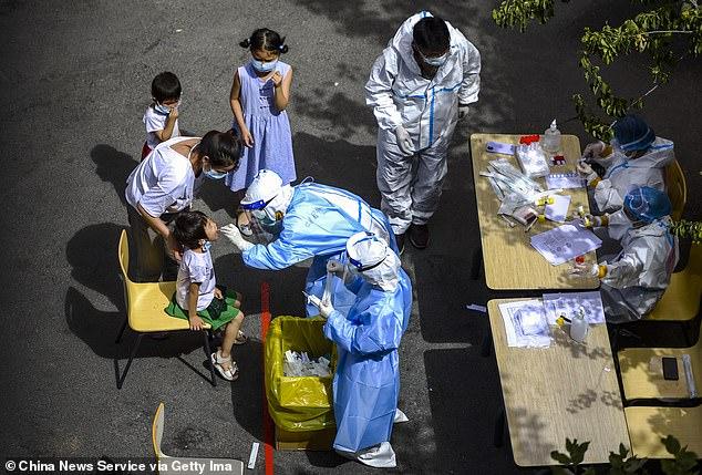 U zbulua një rast me Covid-19, Kina teston gjithë rajonin me 4.7 milion banorë