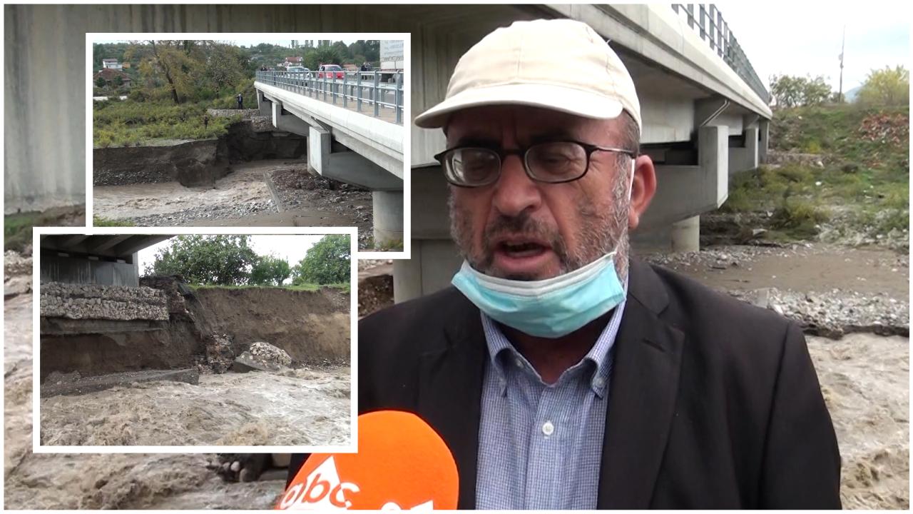 Dy vite pas ndërhyrjes ura e Drojës rrezikon shembjen, banorët: Rrezikojmë të izolohemi