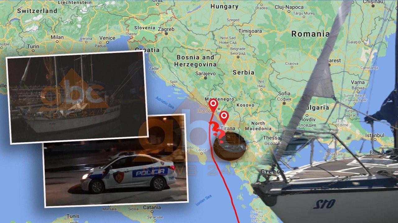 Misteri i velierës në Shëngjin, nga erdhi, ku ishte destinacioni, dyshimet për drogë e kurthi i policisë