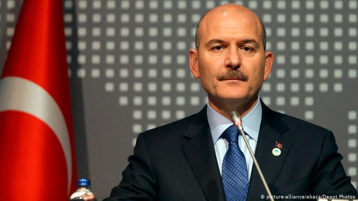 Ministri i Brendshëm turk rezulton pozitiv me koronavirus