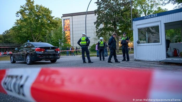 Sulm para sinagogës në Hamburg, plagoset rëndë një hebre