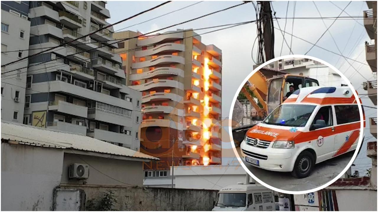 Shembja e pallatit me eksploziv në Durrës, plagoset specialisti i batalionit të xhenios