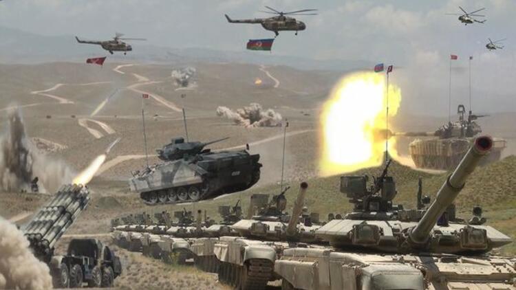 Azerbajxhani nis ofensivën e madhe ndaj armenëve: Dhjetra tanke dhe dronë në front