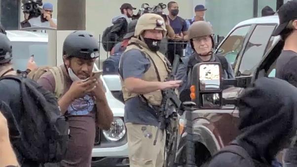 Amerikanët e armatosur mbrohen vetë: Do patrullojmë në 3 Nëntor
