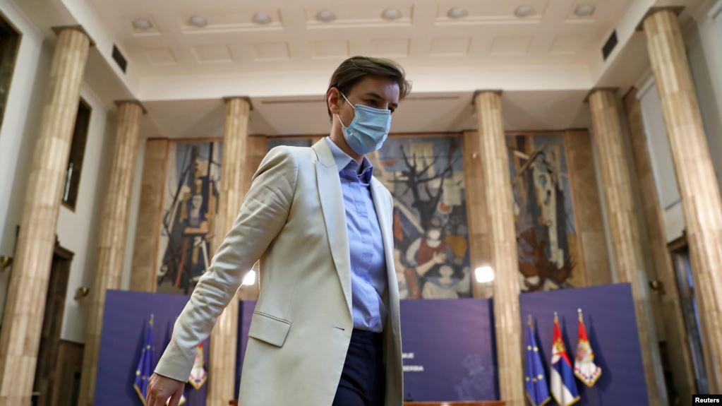 Brnabiç prezanton kabinetin e ri qeveritar në Serbi