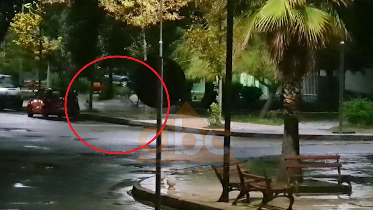 Eksploziv i mbështjellë me celular! Momenti i shpërthimit të kontrolluar të bombës në Vlorë