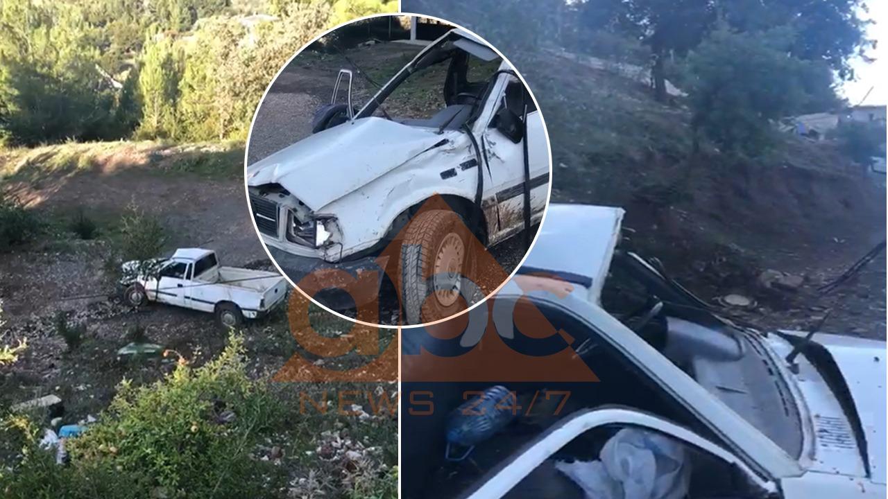 Makina në Milot del nga rruga, në gjendje të rëndë drejtuesi i mjetit dhe pasagjeri