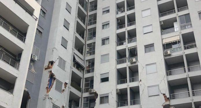 SPAK kthen në prokurorinë e Durrësit çështjen e pallatit të dëmtuar nga tërmeti