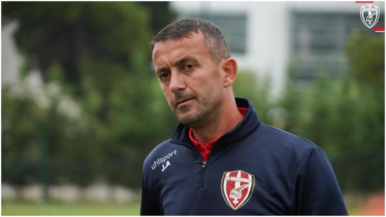 Ahmataj: Ne të kundërt nga Vllaznia, ndaj Teutës humbëm dy lojtarë