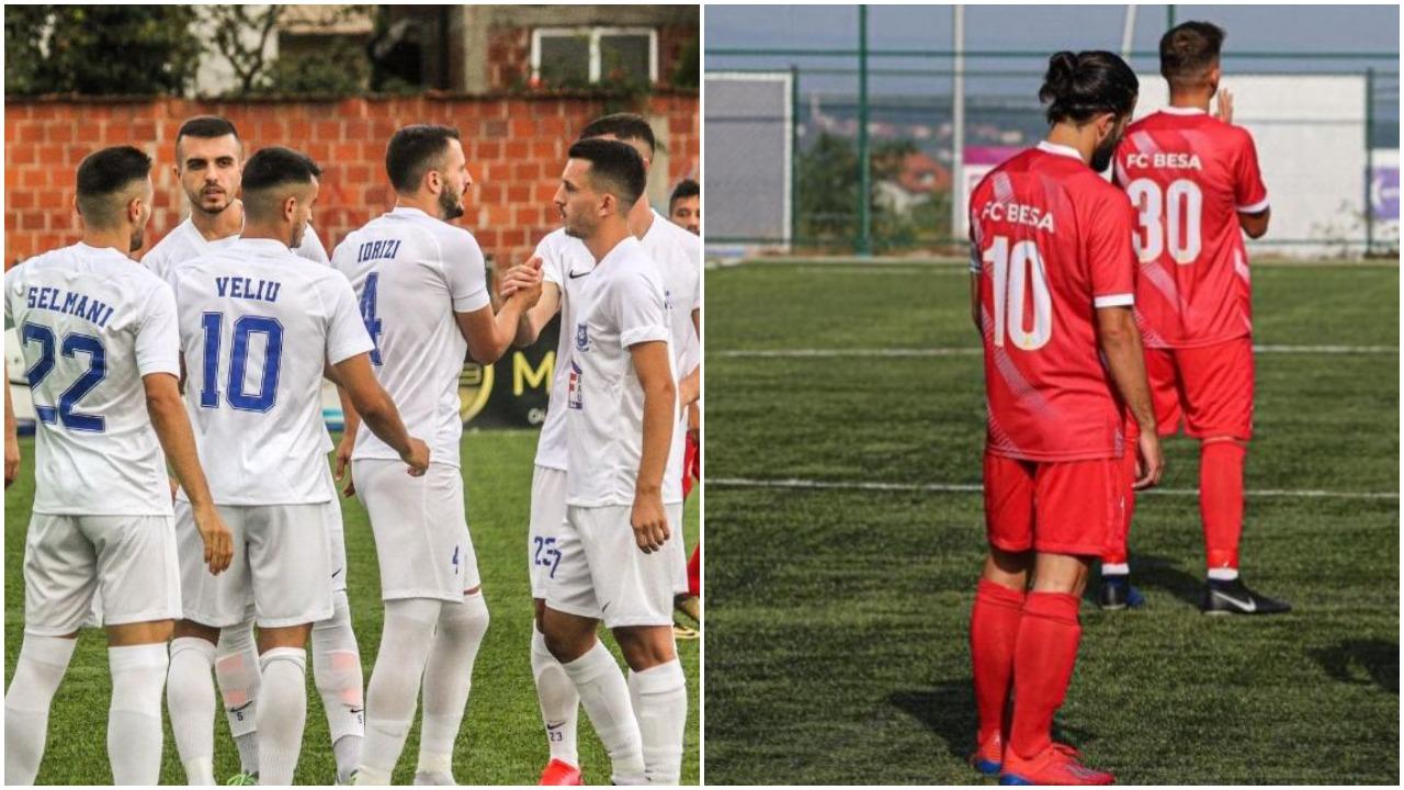 IPKO Superliga/ Arbëria forcë e dytë e kampionatit, Llapi befasohet ne shtesa